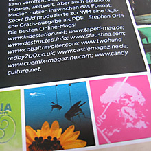 Detail Bericht PDF-Magazine (Max 08/2006)